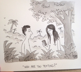EVE-TEXTING