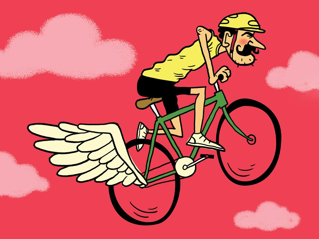 Bike Fly